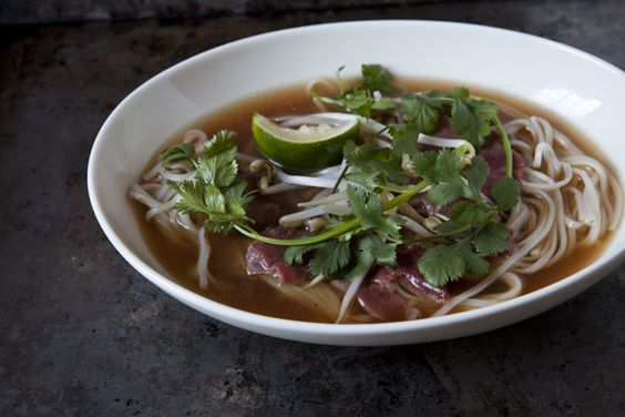 Viet Hapa Pho by Furey and Feast blogger and published online at ...