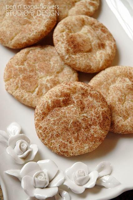 Snickerdoodle Cookies | SNICKERDOODLE Tearoom | Pinterest