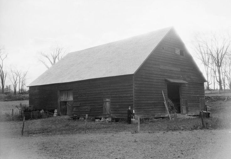 The New World Dutch Barn Is The Rarest Of The American