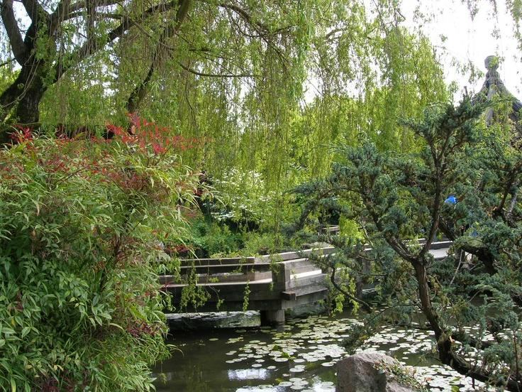 Japanese Garden In Vancouver BC | Favorite Places Iu0026#39;ve Been | Pinteru2026