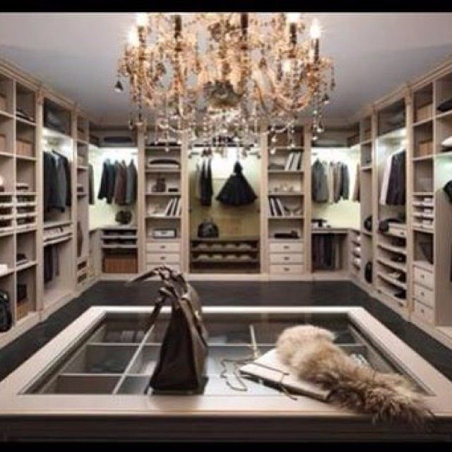 Closet Dream Home Pinterest