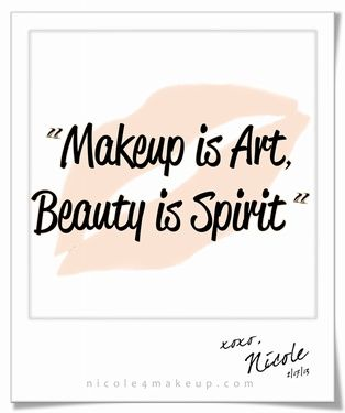 makeup and beauty quotes quotesgram. Black Bedroom Furniture Sets. Home Design Ideas
