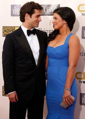 New Couple Alert: Henry Cavill and Gina Carano's PDA ...