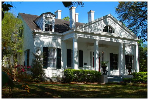 Antebellum Plantation Homes Southern Plantation Homes