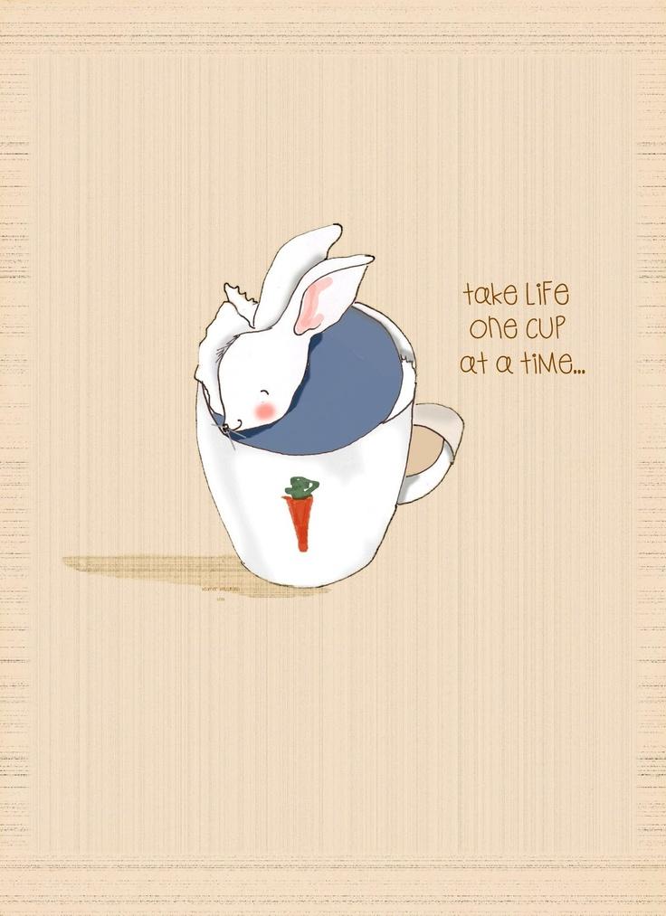 Rose Hill Designs I Love Rabbits Pinterest