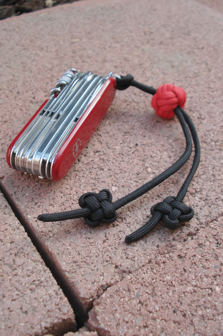paracord keychain paracord projects pinterest
