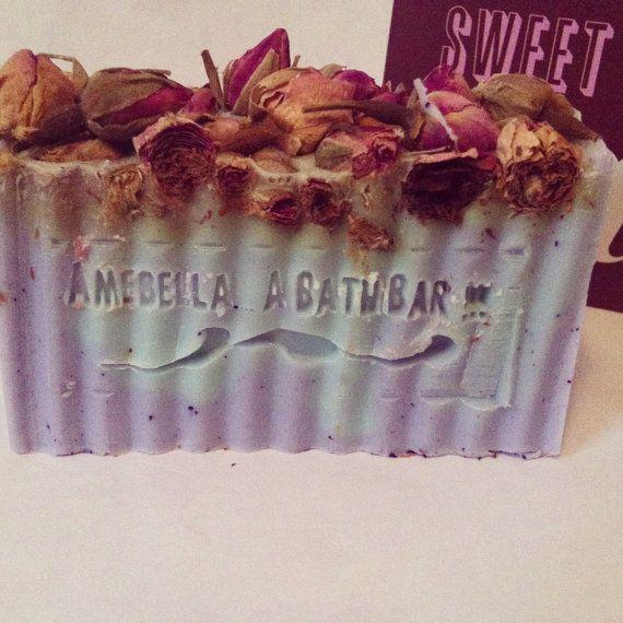Vanilla chamomile soap- soap, Natural Soap, shea butter soap, Handmade ...