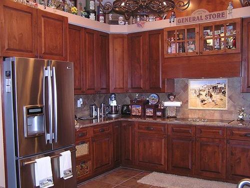 Kitchen Cabinet Makers Kitchen The Master Cabinet Maker Kodi Pinterest