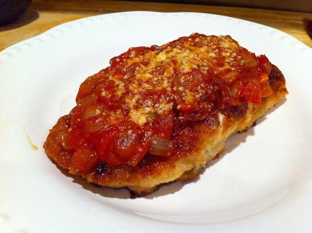 Skinny Chicken Marinara | YUM, eat more chikin! | Pinterest