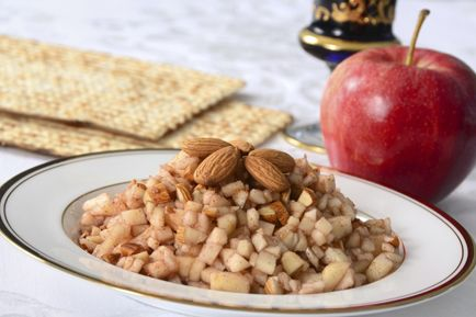 Haroset and 5 other healthy recipes for Passover. #recipe #tradition # ...