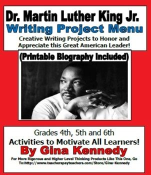 Martin Luther King Essay Outline