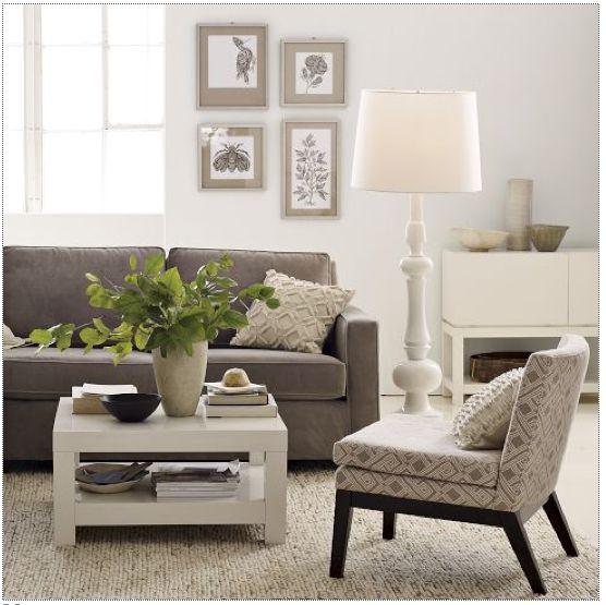 Serene living room my dream home pinterest for Serene living room ideas