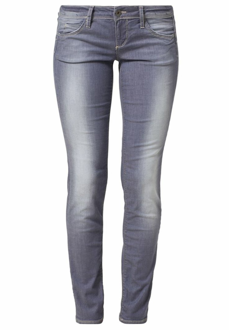 Benetton  Slim fit jeans  blue  C l o t h e s  Pinterest