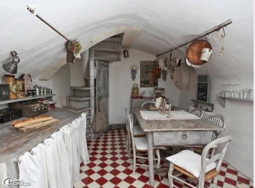 La cocina de provenza dise o de interiores pinterest for Ancienne cuisine ikea