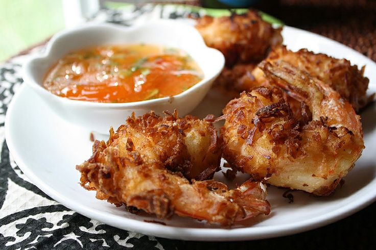 Beer Battered Coconut Shrimp with a Sweet Citrus Chili Sauce | Recipe