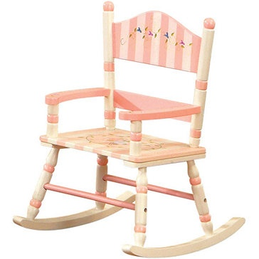 need to buy an unfinished rocking chair from Michaels and paint like ...