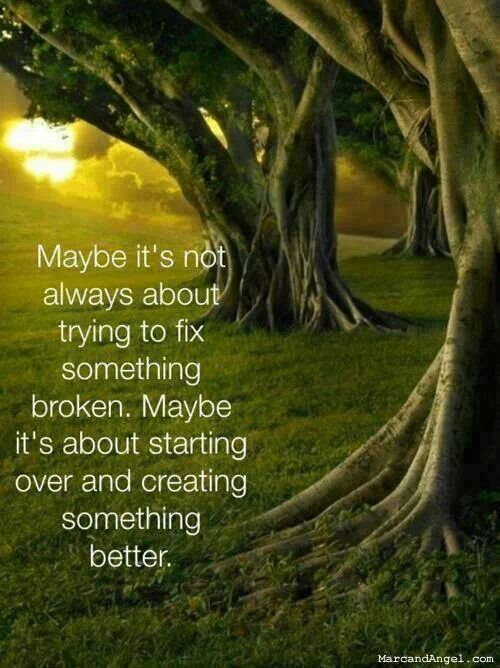 starting over inspirational quotes pinterest