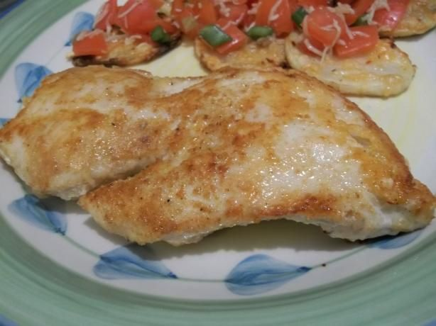 Parmesan Chicken Cutlets | Recipe