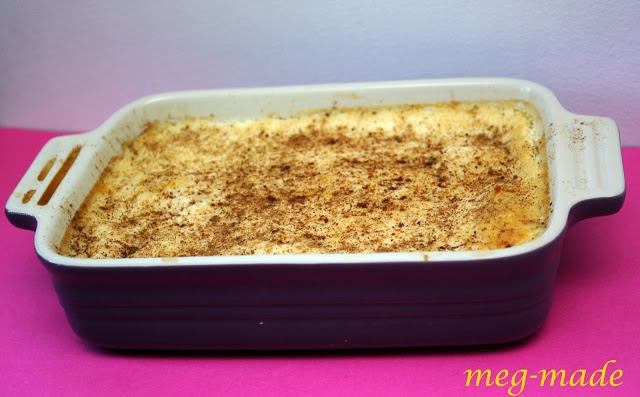 Classic Baked Rice Pudding | Favorite Recipes | Pinterest