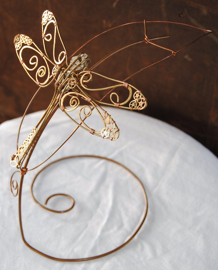 steampunk wire art for - photo #5