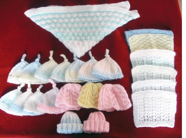 Knitting For Charity Premature Babies : Pin by melanie dibenedetto on crocheted crafts pinterest
