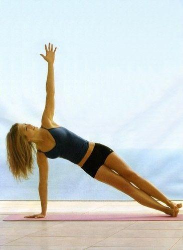 side plank-- my least favorite...