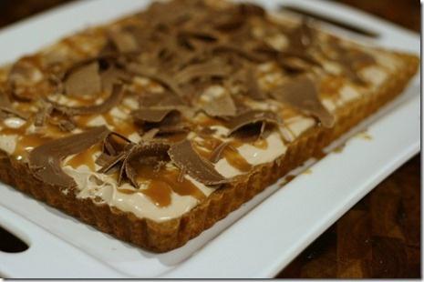Milky Way Tart | Sweets! | Pinterest