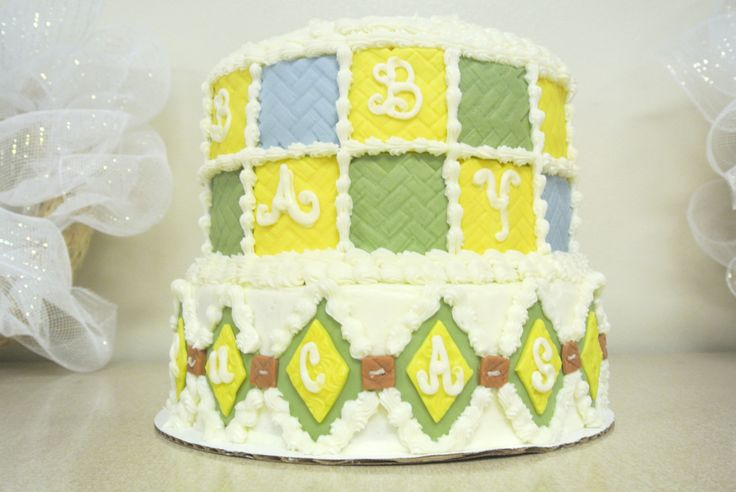 baby shower cake cakes by beth pinterest