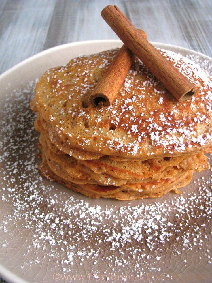 Gingerbread Pancakes for One | Breakfast | Pinterest