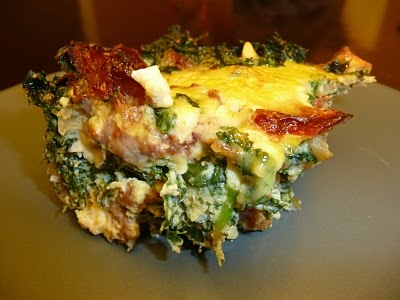 Eet Smakelijk with Jen: Frittata Bites with Chard, Sausage, and Feta ...