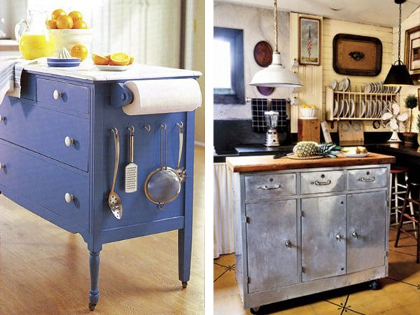 DIYPortableKitchenIdeas  Kitchen Islands amp; Storage  Pinterest