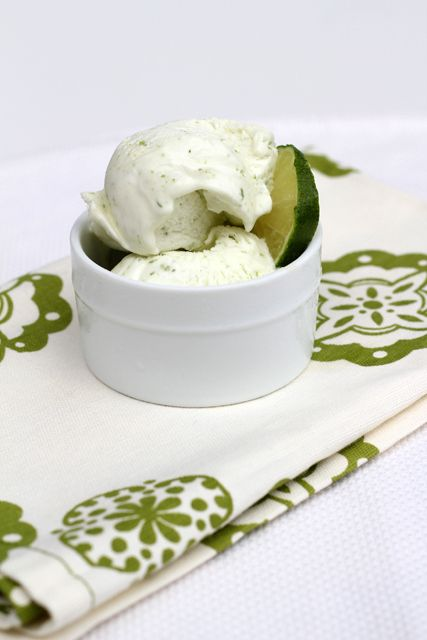 Lime Ice Cream | The Frozen. | Pinterest