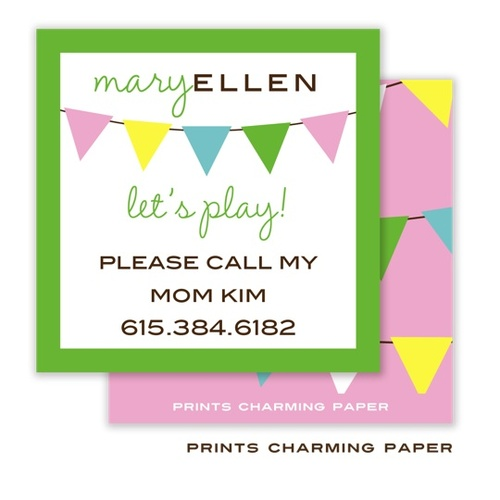 Personalized Children's Calling Cards | Personalized Gifts | Pinterest: pinterest.com/pin/95349717081264220