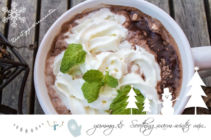 cream mint hot chocolate chocolate mint brownies chocolate mint mousse ...