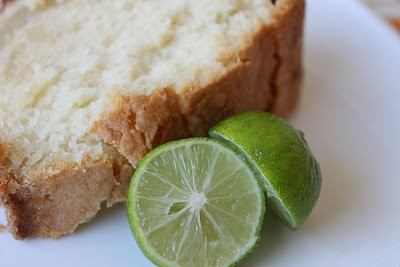 Key lime Pound Cake | eat all the food! | Pinterest