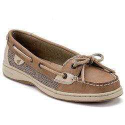 womens boat shoe