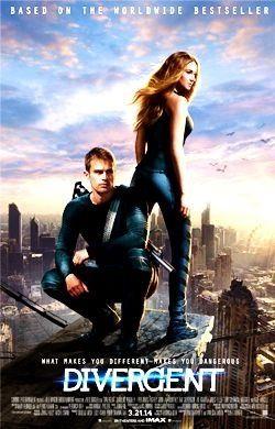 Divergent / New Poster / Tris / Four | Divergent Trilogy ...