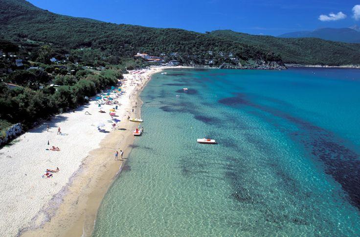 Isola di Capraia Island Italy