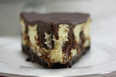 Brownie Mosaic Cheesecake   sweet   Pinterest