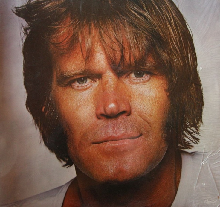 Glen campbell one of my favorite photos of glen from the cover of
