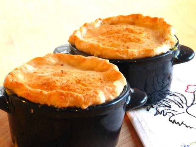 Individual Chicken Pot Pies | Yummy! | Pinterest