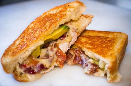 avocado bacon sammy | Savory Suppers | Pinterest
