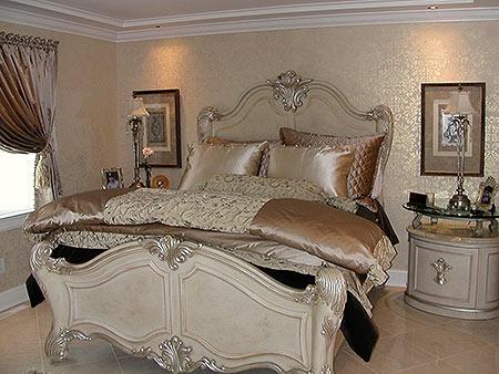 neutral damask bedroom decorating ideas pinterest