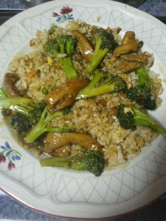 ... sauce stir fried broccoli broccoli broccoli in garlic sauce fried rice