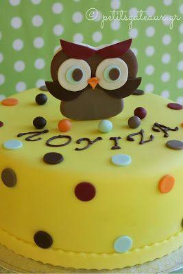 Louisa's birthday cake! | Party Cakes & Cookies | Pinterest