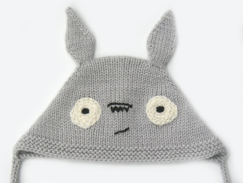 Knitting Pattern For Totoro Hat : Totoro Hat Knitting and Crochet Pinterest