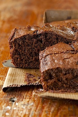 Espresso Gingerbread Cake #RecipeIdea | Food | Pinterest