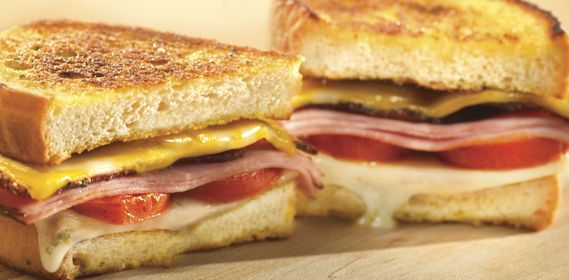 The ultimate grilled cheese sandwich | Mangia!! | Pinterest