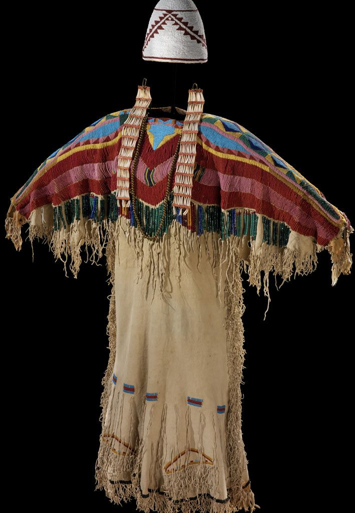 Native American Style Clothing Male Models Picture