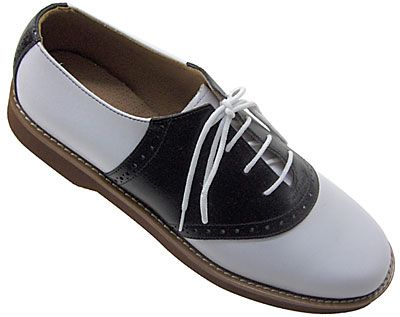 Women's saddle shoes from Roberts Shoe Store